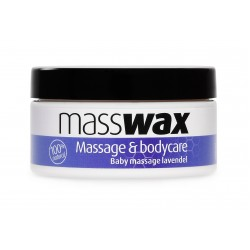 MassWax Baby Massagewax Lavender, 250 ml