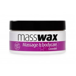 MassWax Lavender Massagewax, 250 ml