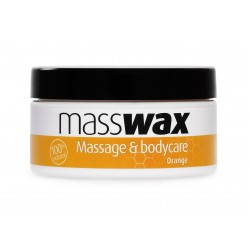 MassWax Orange Massagewax, 250 ml