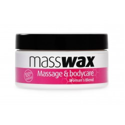 MassWax Women's Blend Massagewax, 250 ml.